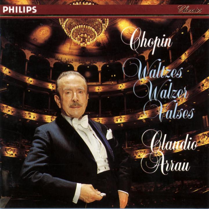 Chopin: Waltzes 0028940002524