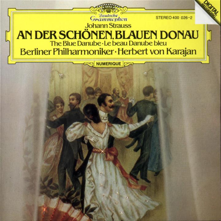 Strauss, J.: An der schönen blauen Donau (The Blue Danube) 0028940002627