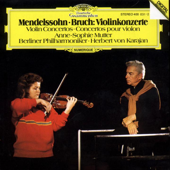 Mendelssohn / Bruch: Violin Concertos 0028940003123