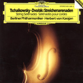 Peter Tschaikowsky, Streicherserenaden, 00028940003820
