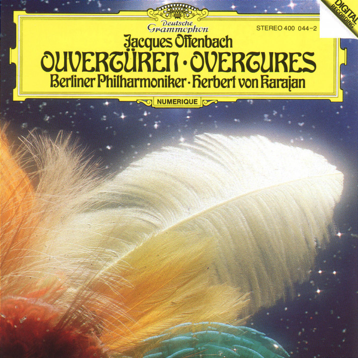 Offenbach: Overtures 0028940004423