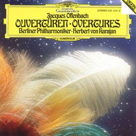 Jacques Offenbach, Ouvertüren, 00028940004421