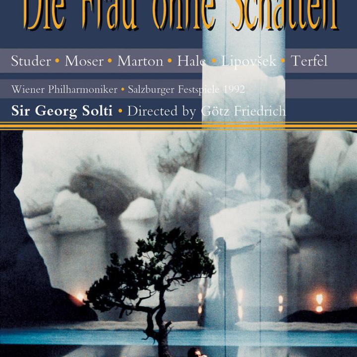 Die Frau Ohne Schatten (Complete) - R. Strauss 0044007142530