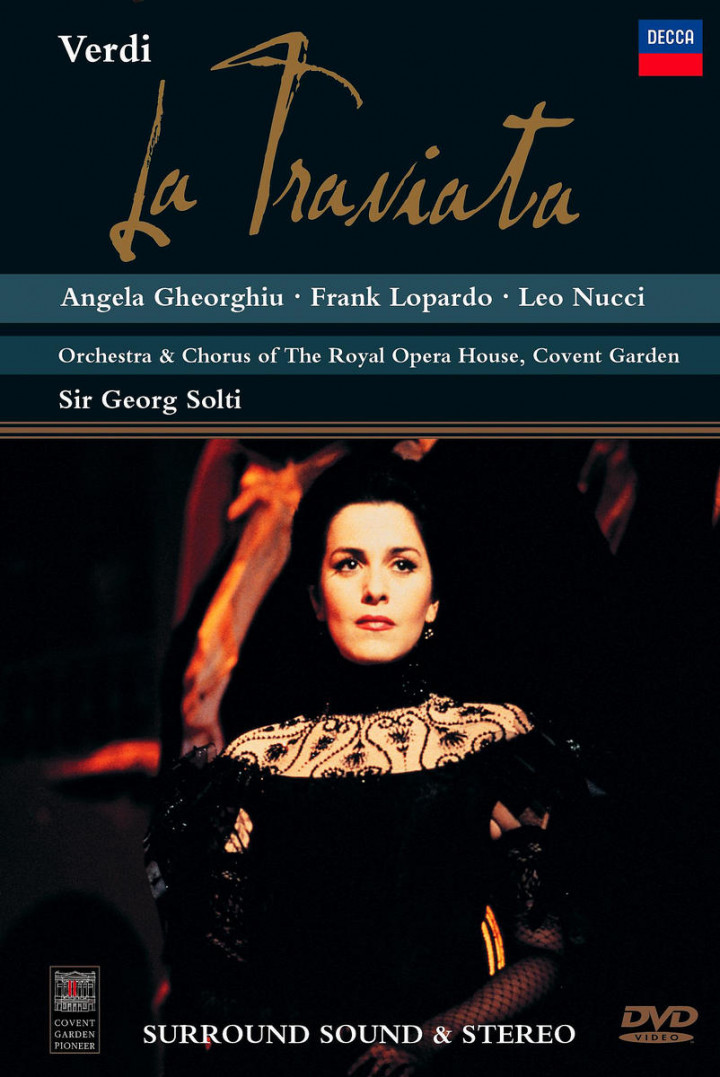 G. Verdi - La Traviata (Complete) 0044007143139