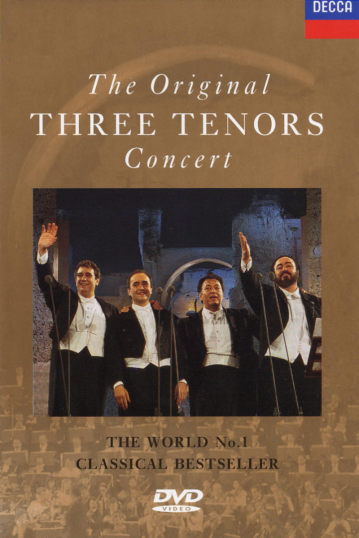 The Original Three Tenors Concert 0044007112335