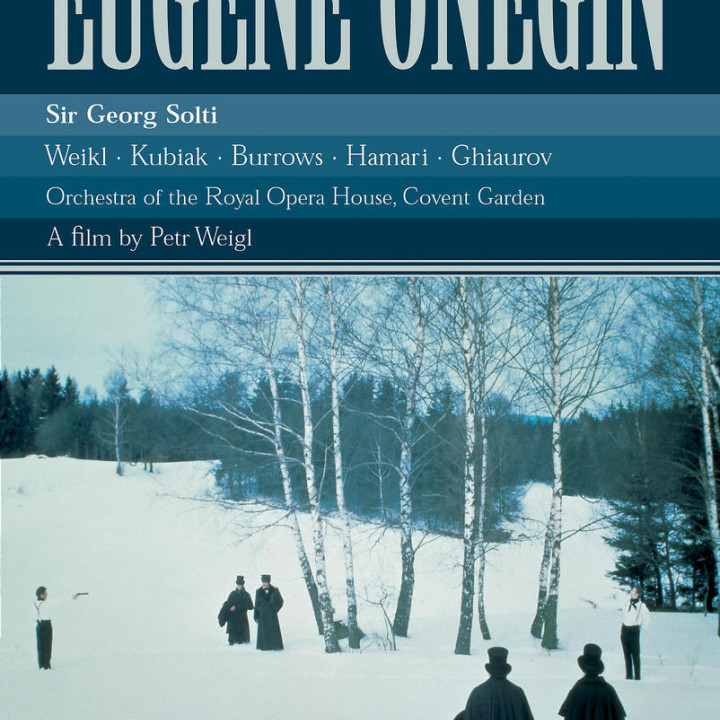 Eugene Onegin - Tchaikovsky 0044007112438