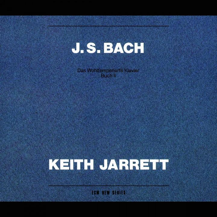 Bach: Das Wohltemperierte Klavier - Buch II (BWV 870-893) 0042284793627