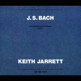 Keith Jarrett, Das Wohltemperierte Klavier, Buch 2, 00042284793629