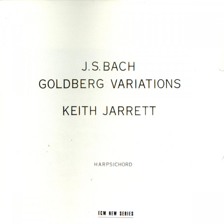 Bach: Goldberg Variations 0042283962224