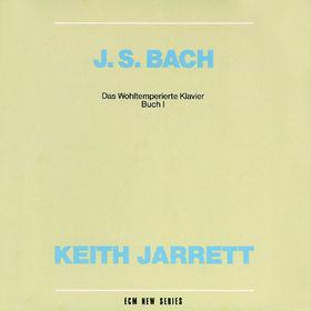 Keith Jarrett, Das Wohltemperierte Klavier, Buch 1, 00042283524620