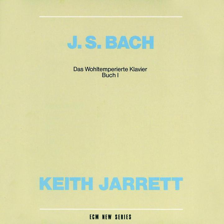 Bach: Das Wohltemperierte Klavier - Buch I (BWV 846 - 869) 0042283524622
