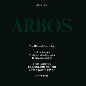 Arvo Pärt, Arbos, 00042283195929
