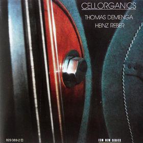 ECM Sounds, Cellorganics, 00042282938923