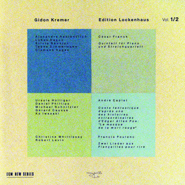 Edition Lockenhaus (Vol. 2) 0042282702427