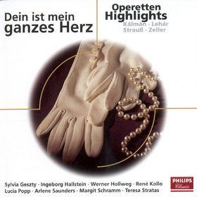 eloquence, Dein ist mein ganzes Herz - Operetten-Highlights, 00028946246429