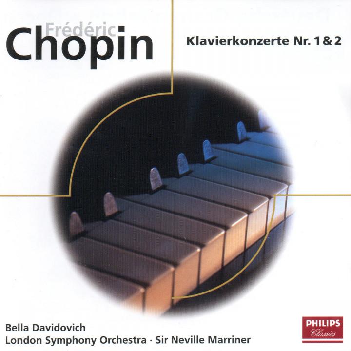 F. Chopin - Piano Concerto No.1 Opus 11 & No.2 Opus 21 0028946245921