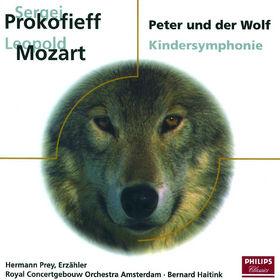 Klassik für Kinder - Komponisten von A-Z, S. Prokofiev - Peter Und Der Wolf Opus 67, 00028946246023