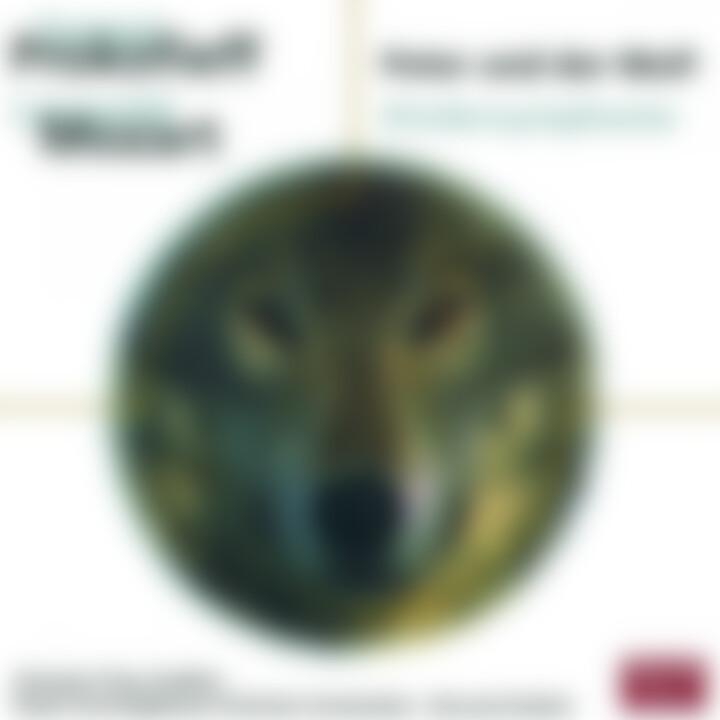S. Prokofiev - Peter Und Der Wolf Opus 67 0028946246025
