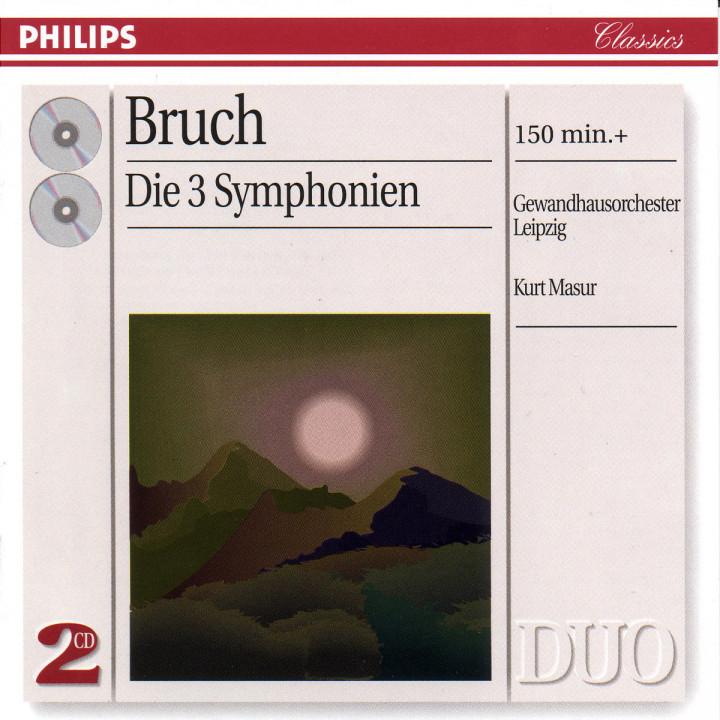 Die 3 Sinfonien Es-dur op. 28; f-moll op. 36 und E-dur op. 51 0028946216428