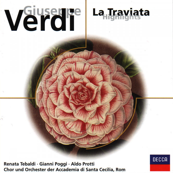 G. Verdi - La Traviata - Highlights 0028945865425