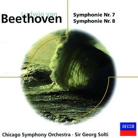 eloquence, L. Van Beethoven - Symphony No.7 Opus 92 & No.8 Opus 93, 00028945865522
