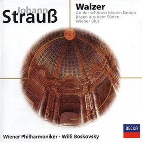 eloquence, J. Strauss Jr.: Wiener Walzer, 00028945865621