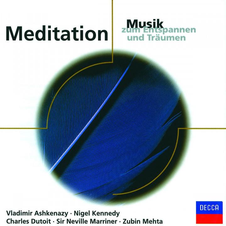 Meditation - Musik zum Entspannen und Träumen 0028945865724