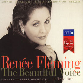 Antonín Dvorák, Renée Fleming - The Beautiful Voice, 00028945885827
