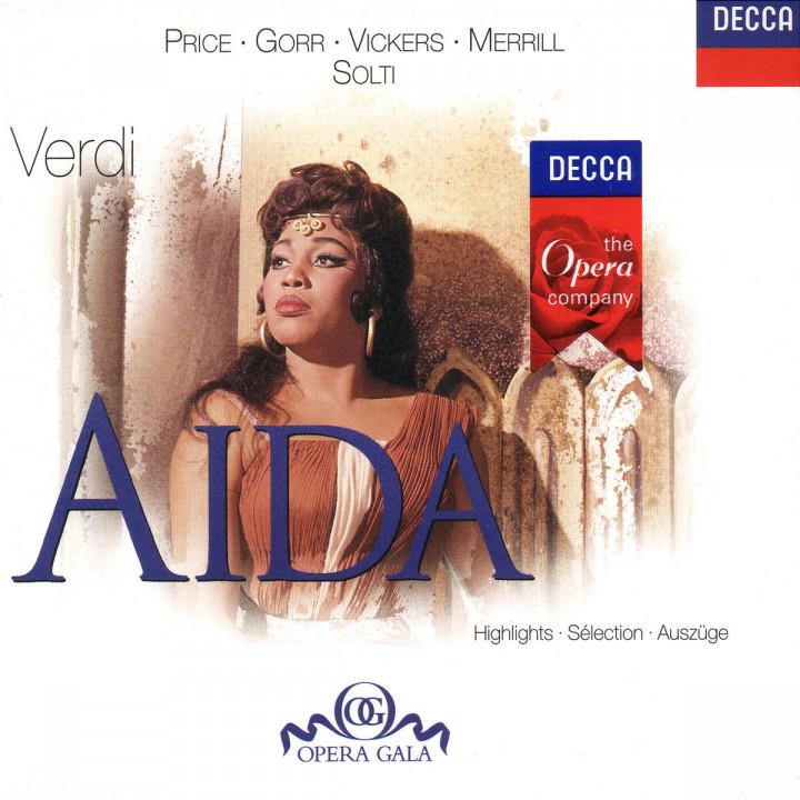 Aida (Auszüge) 0028945820624