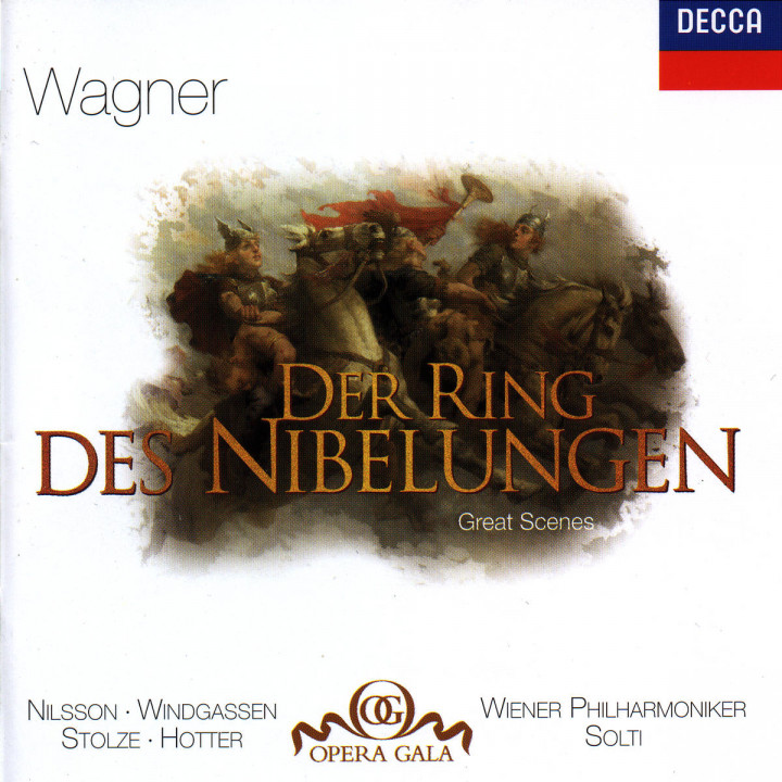 Wagner: The Ring - Great Scenes 0028945821027