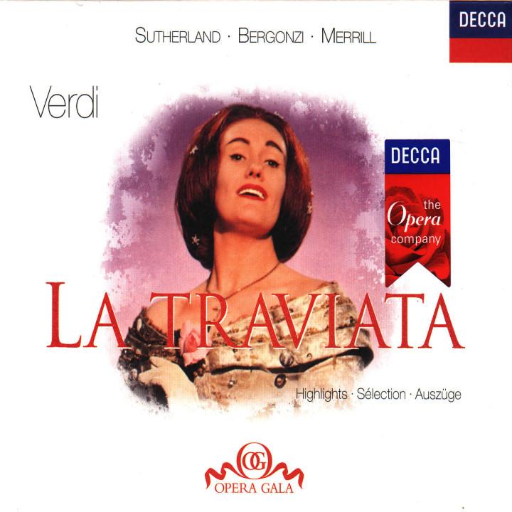 La Traviata (Auszüge) 0028945821120