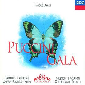 Renata Tebaldi, Puccini Gala, 00028945821221