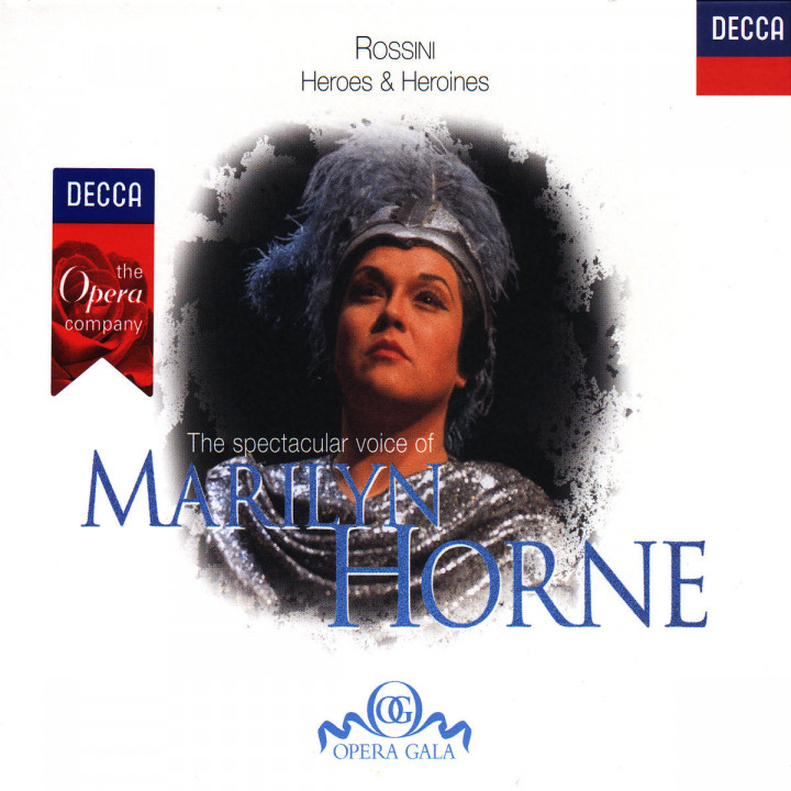 The Spectacular Voice of Marilyn Horne 0028945821924