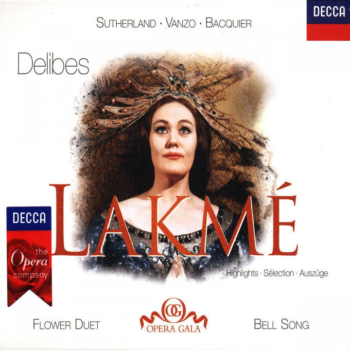 Lakmé (Auszüge) 0028945822028