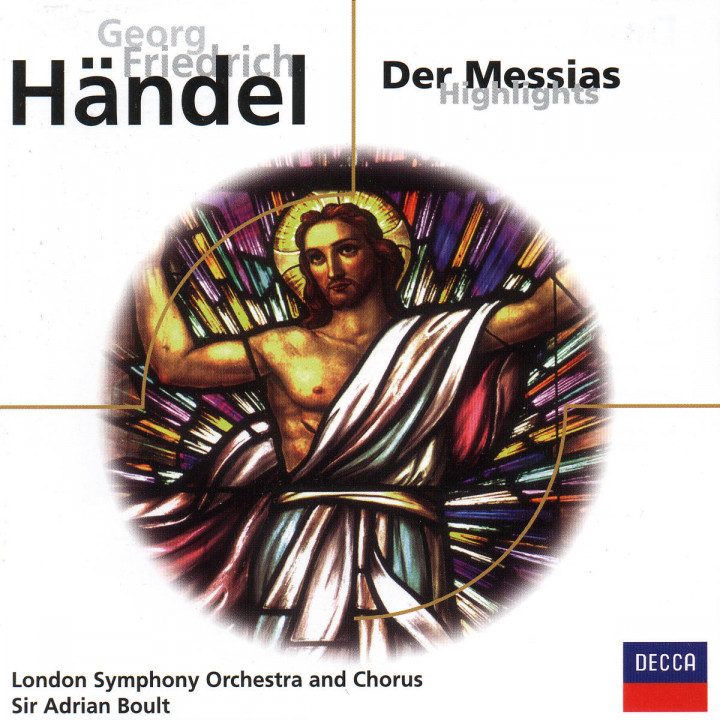 Handel: Messiah - Arias & Choruses 0028945864228