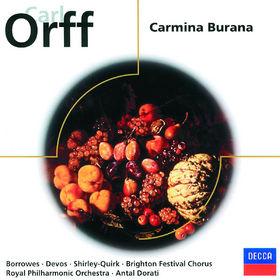 eloquence, Orff: Carmina Burana, 00028945864327