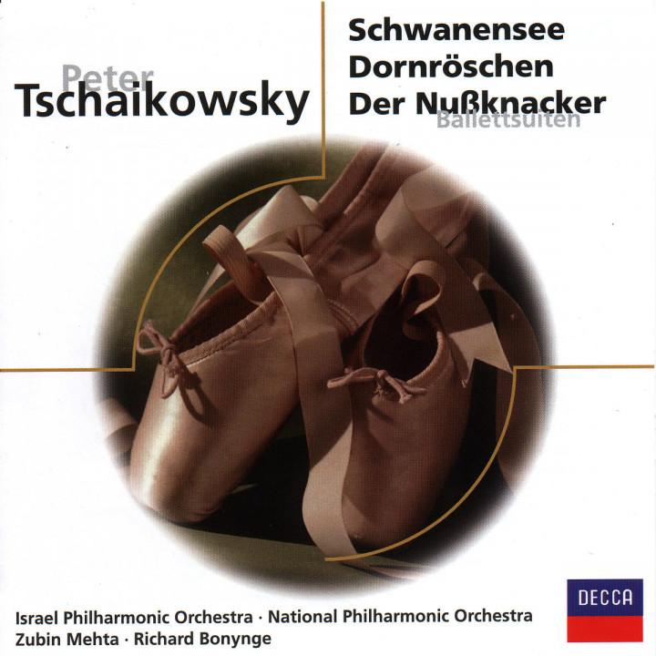 P.I. Tchaikovsky - Ballett-Suiten 0028945864424