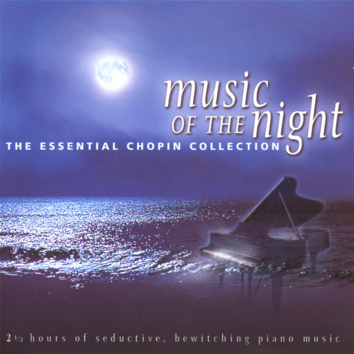 Music of the Night - the essential Chopin collection 0028945799221