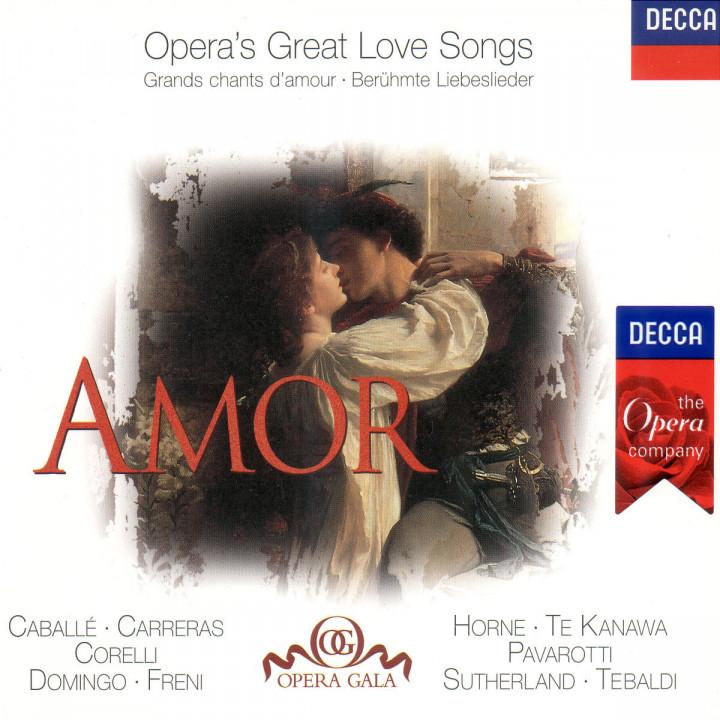 Berühmte Liebeslieder 0028945820129