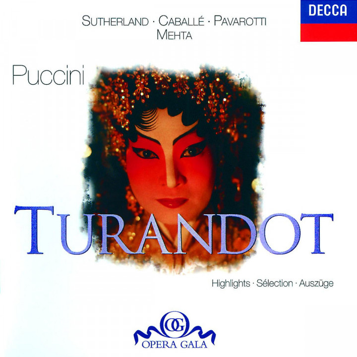 Puccini: Turandot - Highlights 0028945820222