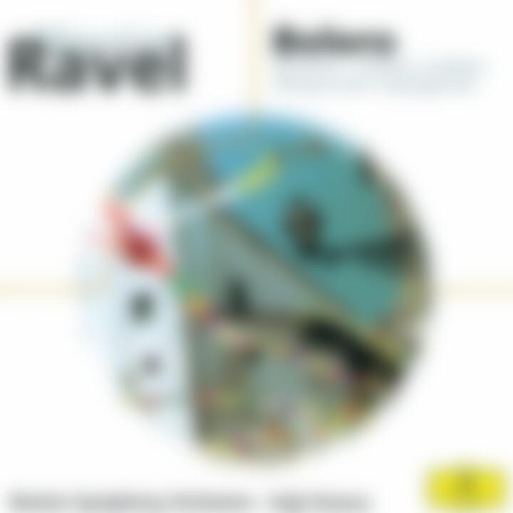 Ravel: Bolero - Rhapsodie espagnole 0028945793328