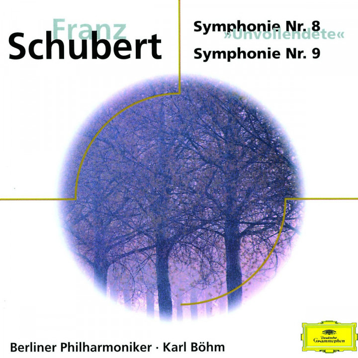 Franz Schubert: Symphonies Nos. 8 Unfinished and 9 0028945793225