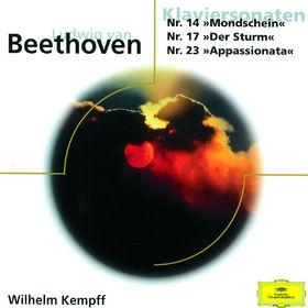 eloquence, L. Van Beethoven - Piano Sonata No.14 Opus 27 Moonlight & No.17 Opus 31 The Tempest & No.23 Opu, 00028945792224