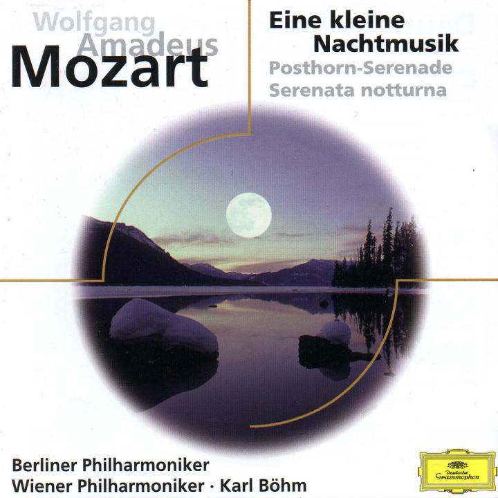 Mozart: Serenade No.13 K.525 & No.9 K.320 & K.239 0028945792327