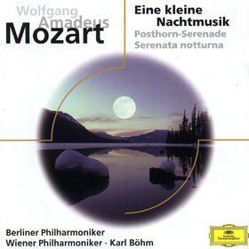 Various Artists, Mozart: Serenade No.13 K.525 & No.9 K.320 & K.239, 00028945792323