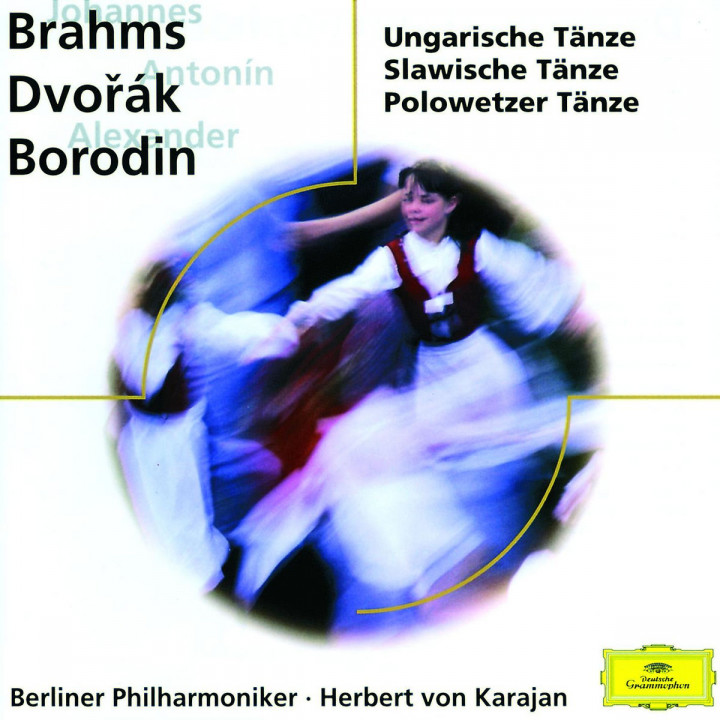 J. Brahms - Hungarian Dances 0028945792729