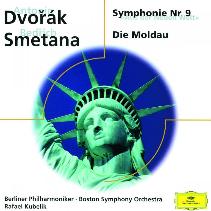 "A. Dvorak - Symphony No.9 In E Minor Opus 95 ""From The New World"" 0028945792822"