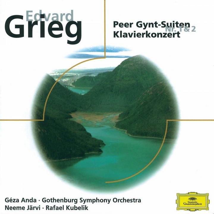 Grieg: Peer Gynt Suite Nr. 1 & Nr.2 0028945792925