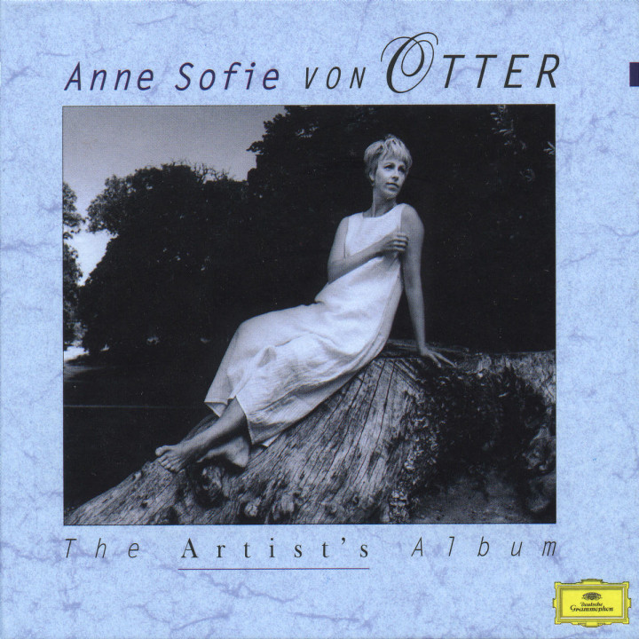 Anne-Sofie von Otter - The Artist's Album 0028945768829