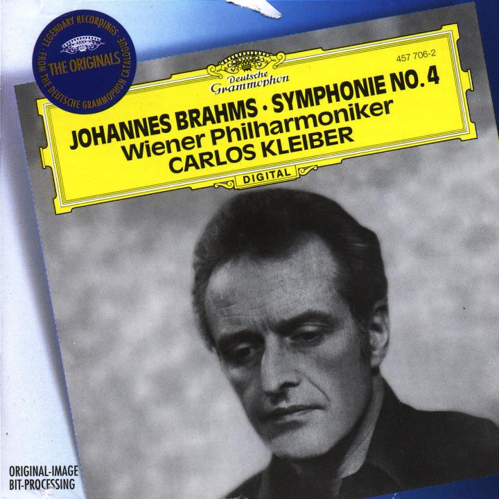 Brahms: Symphony No.4 0028945770628